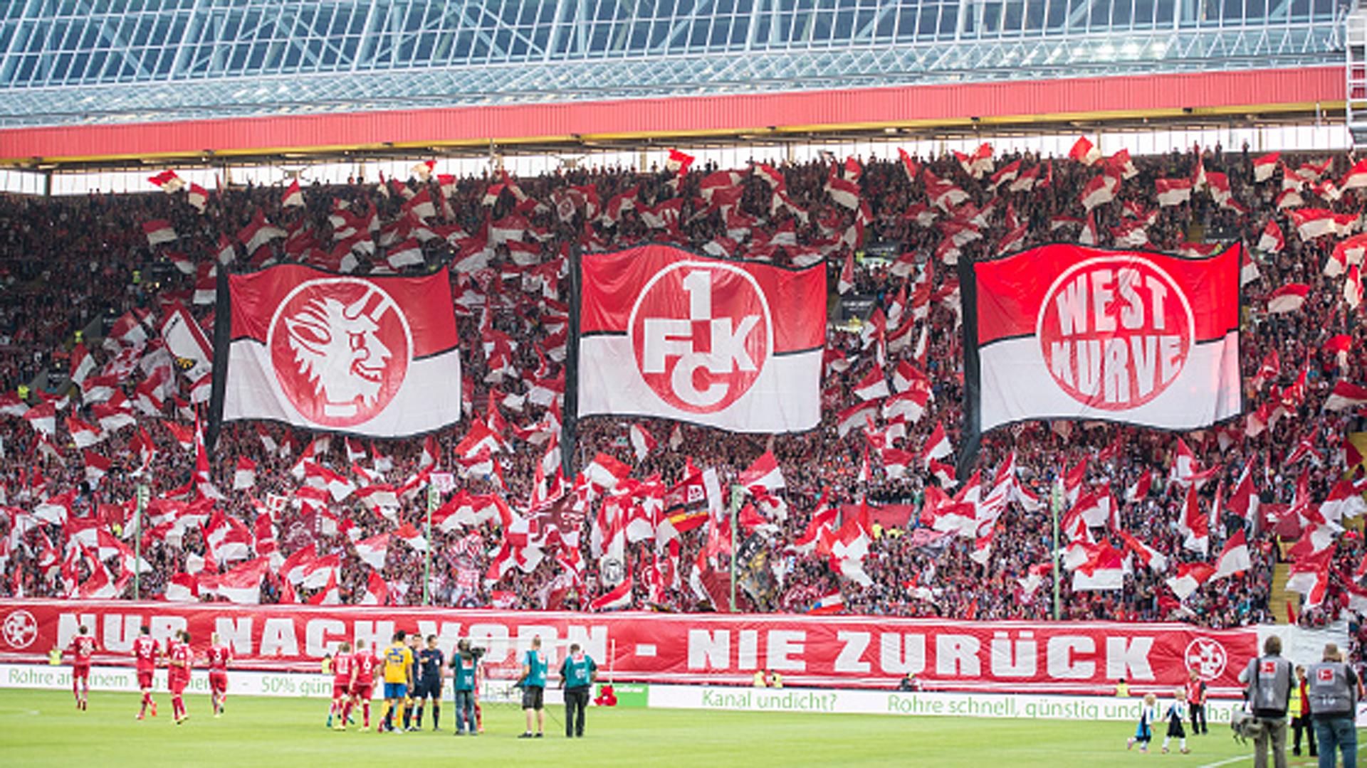 1860 Gegen Kaiserslautern