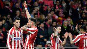 SAUL ATLETICO MADRID CHAMPIONS LEAGUE 18022020