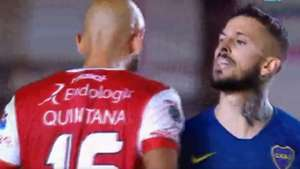 CAPTURA Benedetto Sandoval Argentinos Boca Copa Superliga 19052019