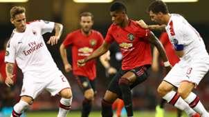 Milan Manchester United