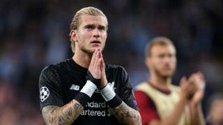 Loris Karius Liverpool Champions League final