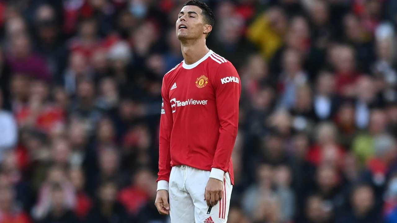 Cristiano Ronaldo Manchester United 2021-22