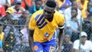 Mustafa Kizza of Uganda and KCCA FC