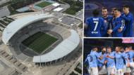 Ataturk Chelsea Manchester City