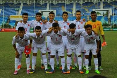 U18 Việt Nam U18 Indonesia Giải U18 Đông Nam Á 2017