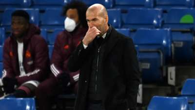 Zinedine Zidane - Real Madrid 2020/21