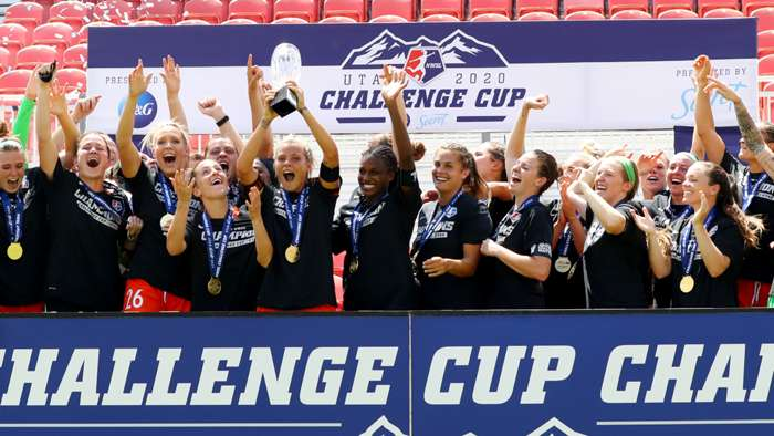 Houston Dash 2020 NWSL Challenge Cup