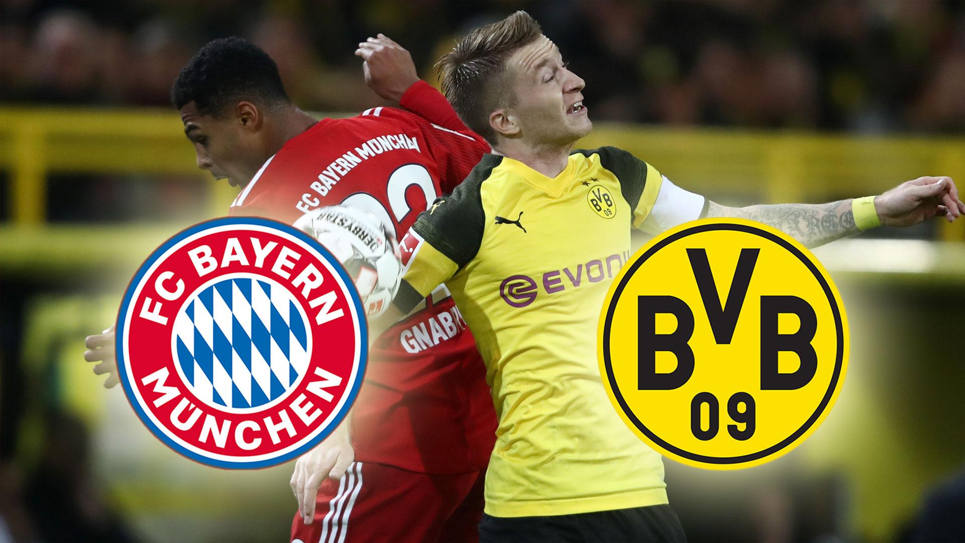Wer Ubertragt Bayern Munchen Vs Bvb Jetzt Live Im Tv Und Live Stream Goal Com
