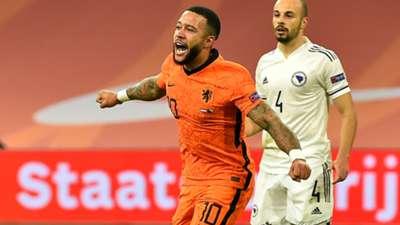 Euro 2020 Top 100 Memphis Depay