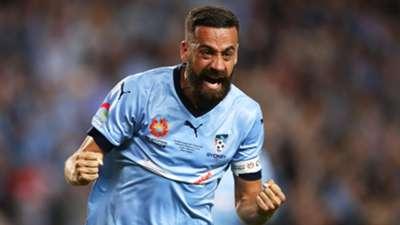 Alex Brosque Sydney FC