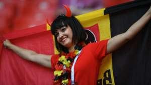 美女サポワールドカップ_ベルギーvsチュニジア_ベルギー2