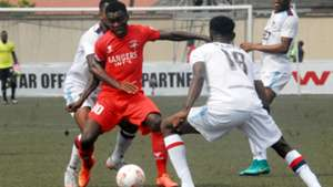 Chiamaka Madu Enugu Rangers vs Ifeanyi Ubah