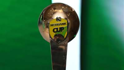 Nedbank Cup trophy, May 2018