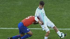 Dybala Argentina Chile Copa América 06072019