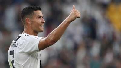 Cristiano Ronaldo Agustus 2018