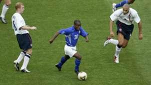 Edilson, Brazil, World cup 2002