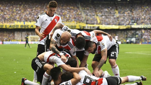Boca River Final Copa Libertadores 11112018