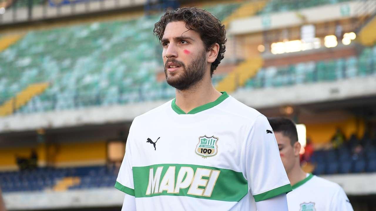 Manuel Locatelli Sassuolo 2020-21