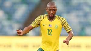 2021 Afcon Qualifiers: Mokotjo set to return, Mkhize doubtful for Sudan clash