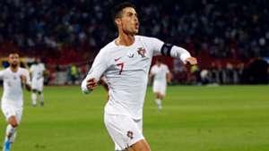 Cristiano Ronaldo Serbia vs Portugal Euro Qualifiers