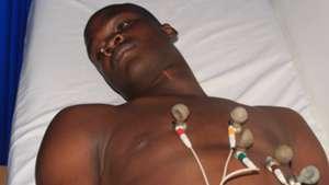 Mathare United keeper Kasaya