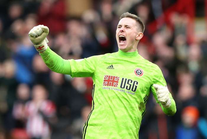 Dean Henderson Sheffield United