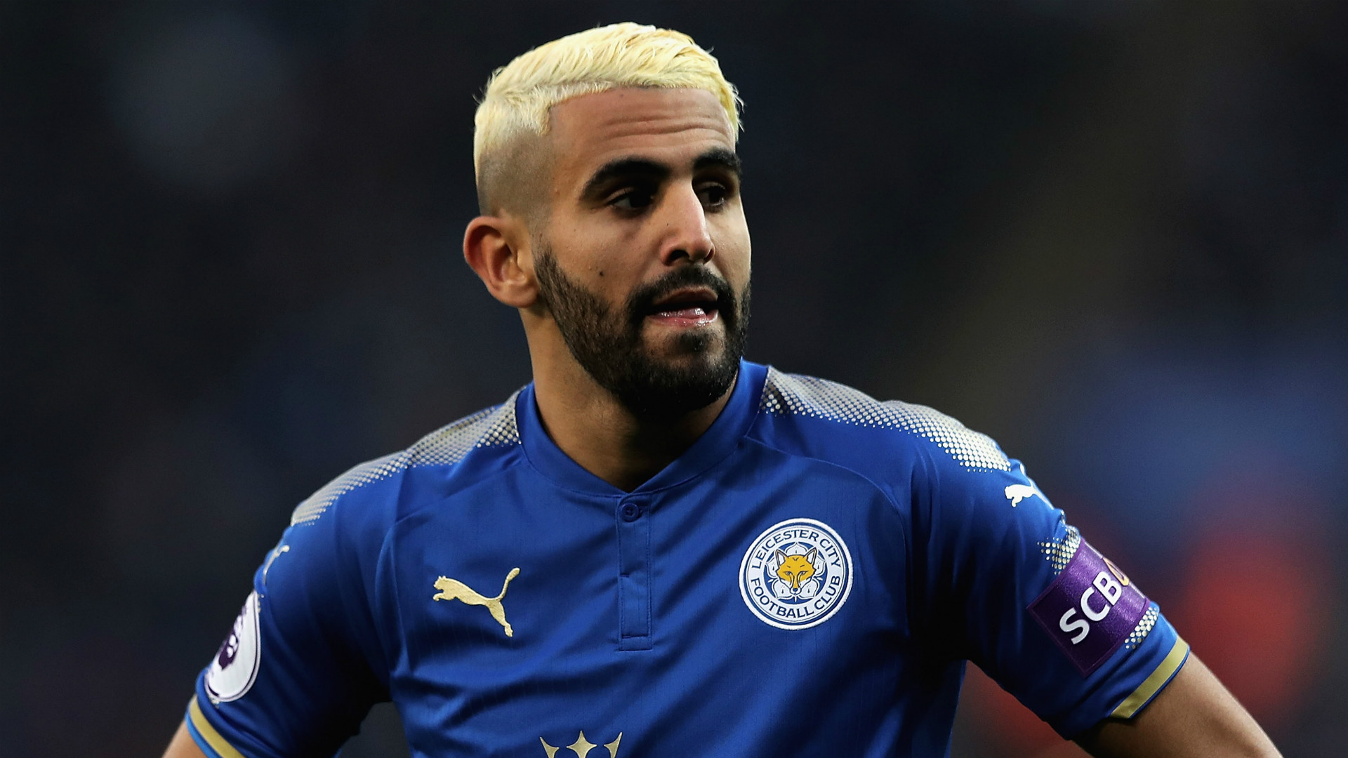 Riyad Mahrez: Moaning winger will never leave Leicester City if he ...