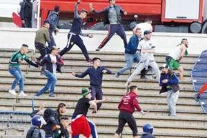 شغب في مباراة مولودية الجزائر وأهلي برج بوعريرج
