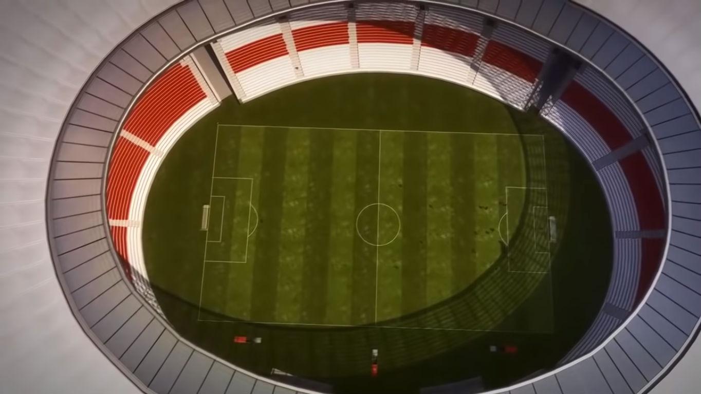 Estadio Monumental sin pista de atletismo: ¿la cancha de River que se  viene? | Goal.com