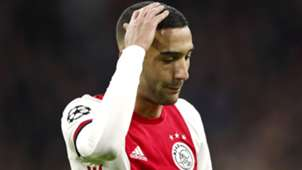 Hakim Ziyech Ajax 2019-20
