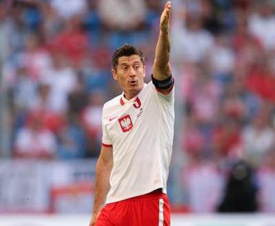 ROBERT LEWANDOWSKI POLEN POLAND FC BAYERN SLOWAKEI