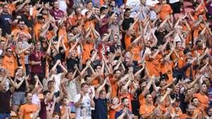Brisbane Roar fans/The Den