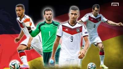 GFX Deutschland U19 Europameister 2014