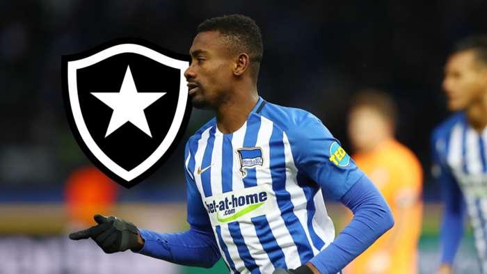 Salomon Kalou Botafogo GFX