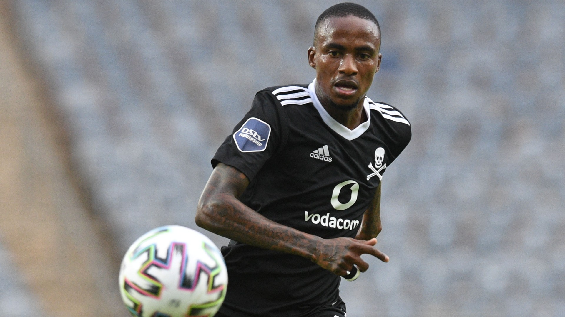 Orlando Pirates' Lorch should just tell himself 'when one door closes, another opens' - Vilakazi