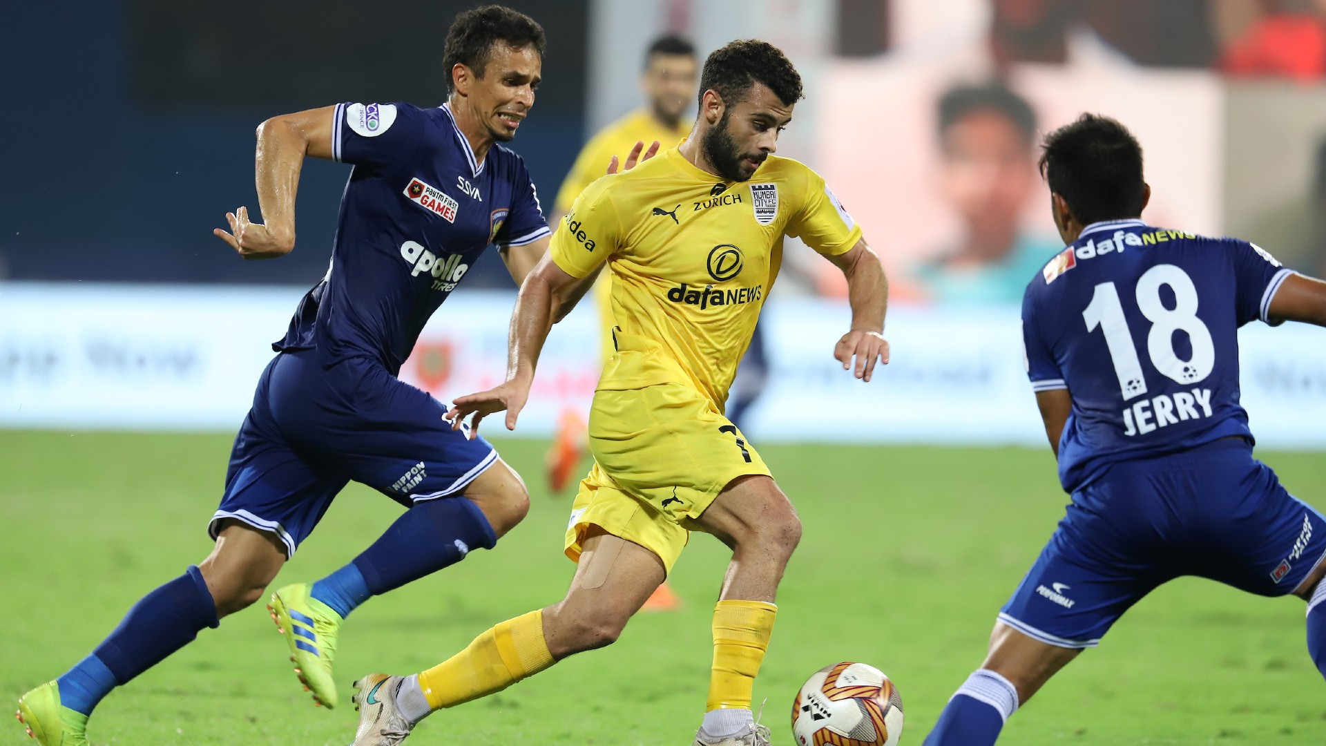 ISL: ATK Mohun Bagan Sign Hugo Boumous from Mumbai City FC