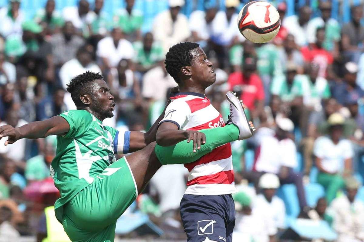 Simba SC shifts focus on former Gor Mahia captain Musa Mohammed ...