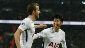 Harry Kane Heung-Min Son Tottenham