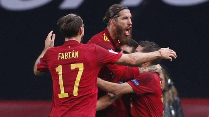Ramos Spain 2020