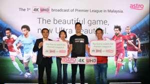 Astro 4K with sponsors