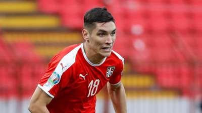 Nikola Milenkovic - Serbia