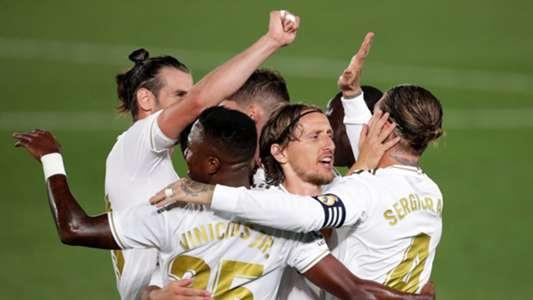Real Madrid vs. Mallorca en directo: resultado, alineaciones, polémicas, reacciones y ruedas de prensa | Goal.com