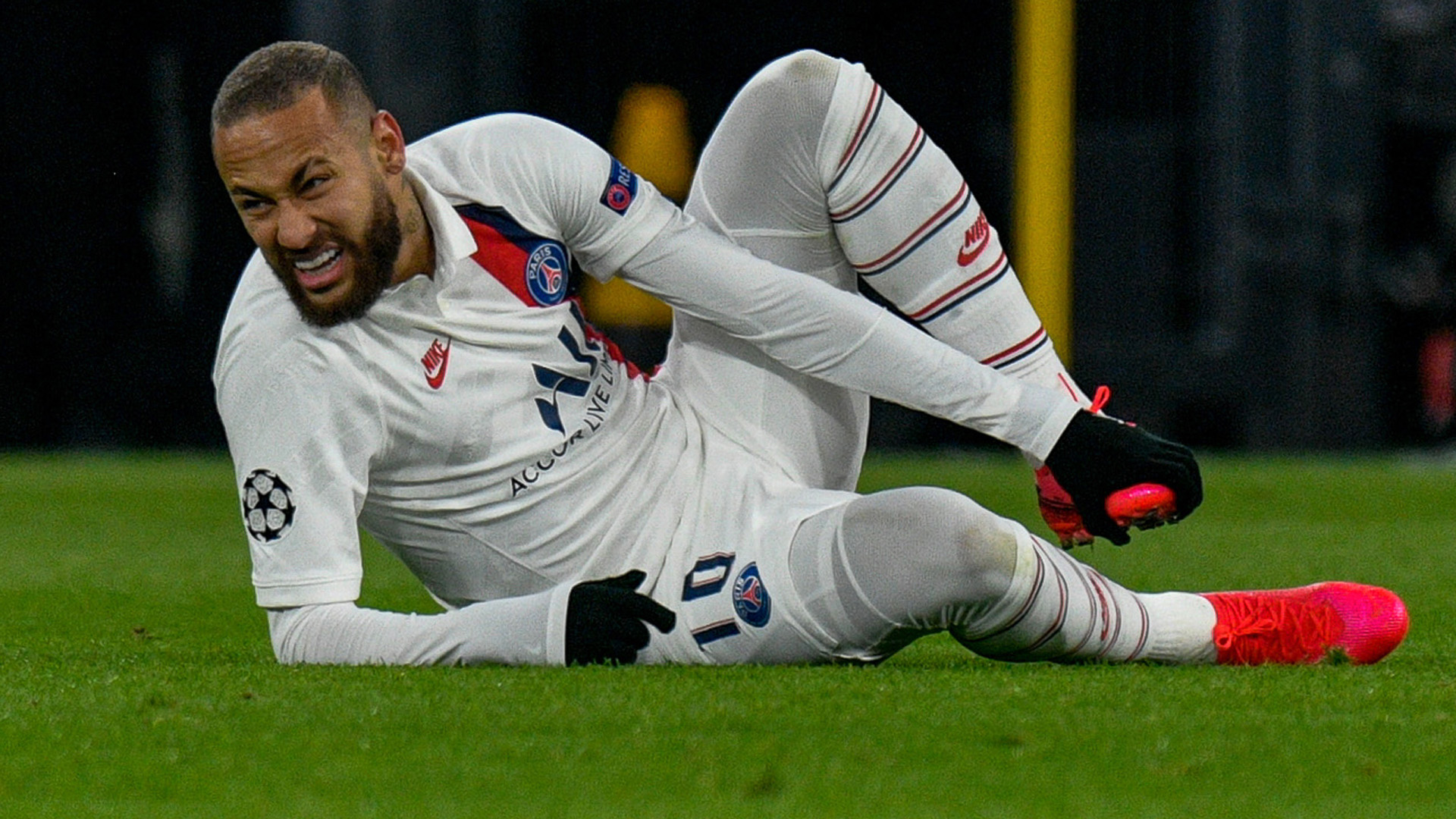 "Dortmund, Can : ""J'ai essayé d'être agressif avec Neymar"""