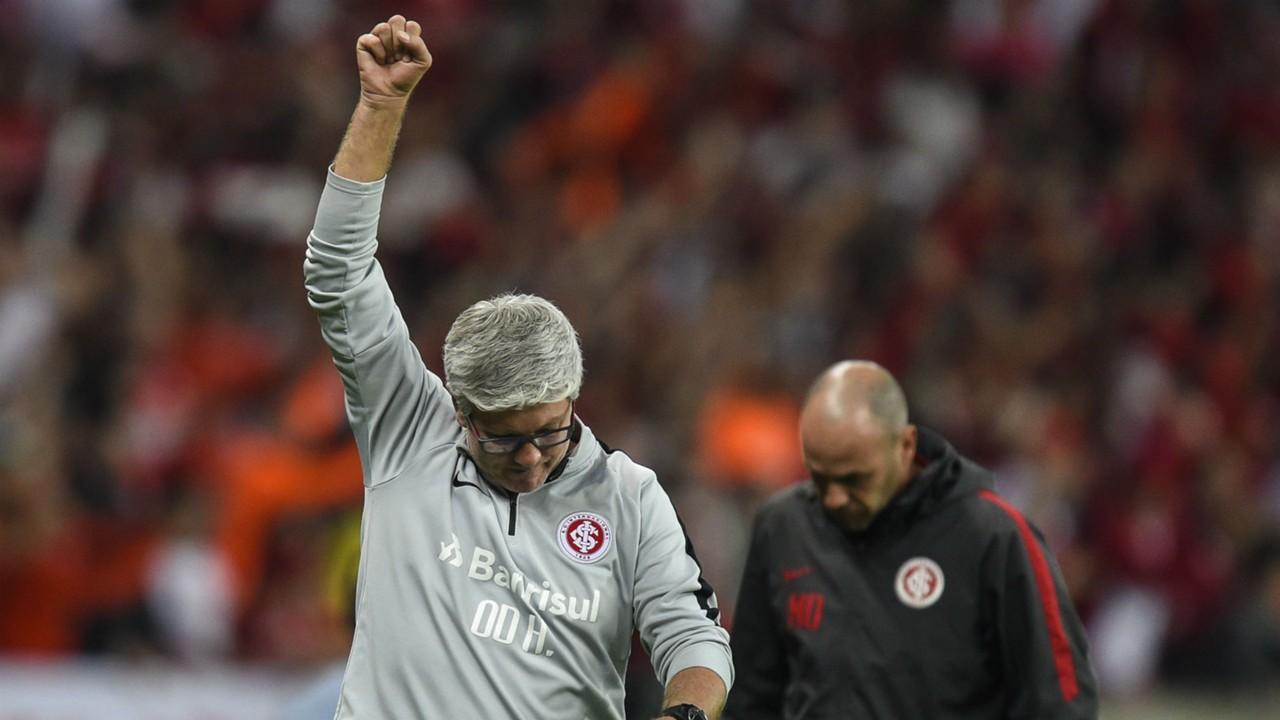Odair Hellmann Inter Nacional Libertadores 31 07 2019