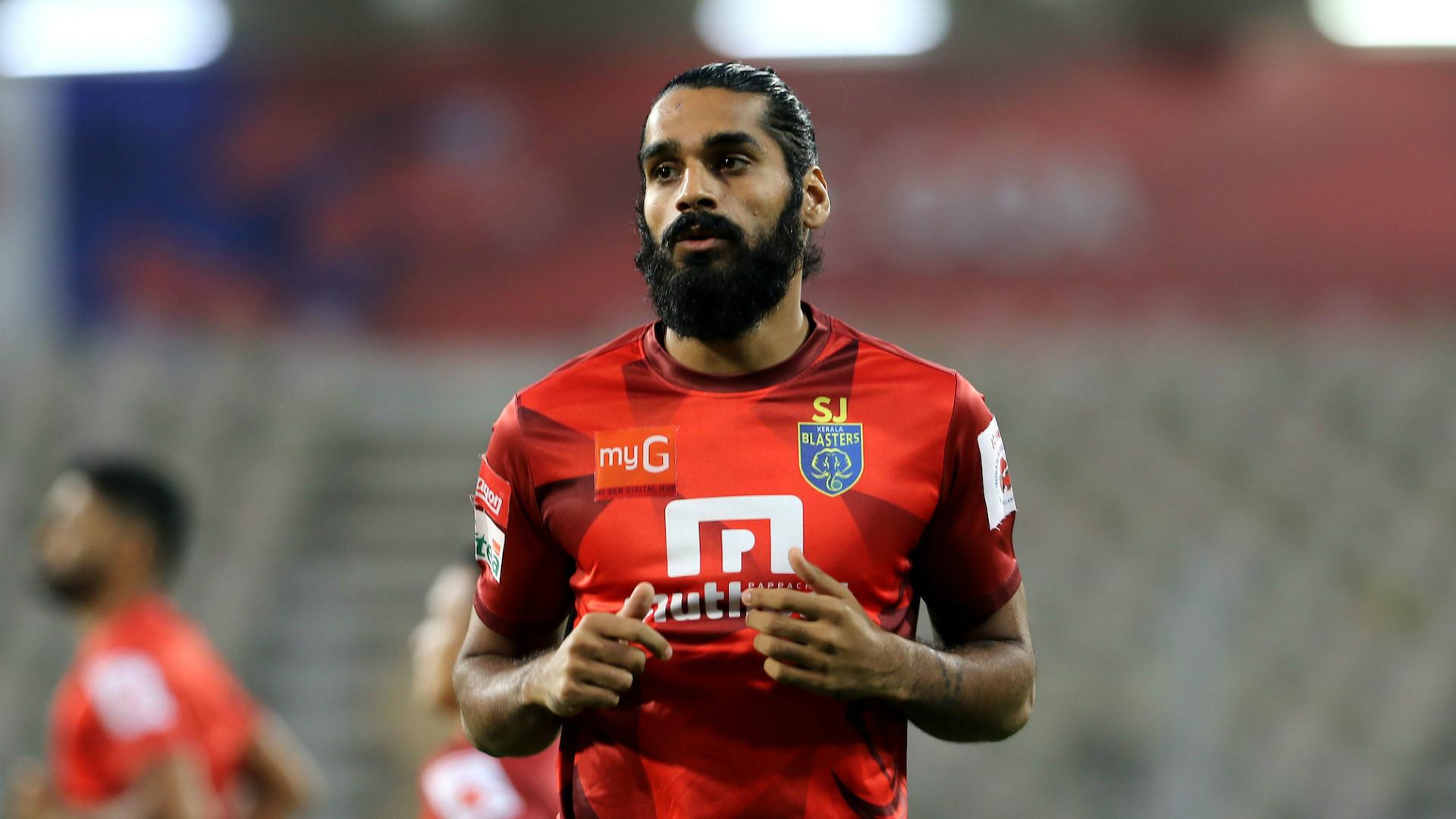 ISL: Kerala Blasters' Sandesh Jhingan likely to miss the season due to injury
