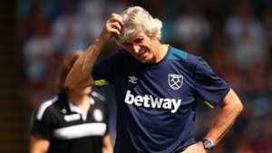 Manuel Pellegrini West Ham 250718