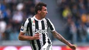 Mario Mandzukic Juventus Sampdoria Serie A