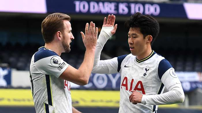 Harry Kane, Heung-min Son, Tottenham, Premier League 2020-21