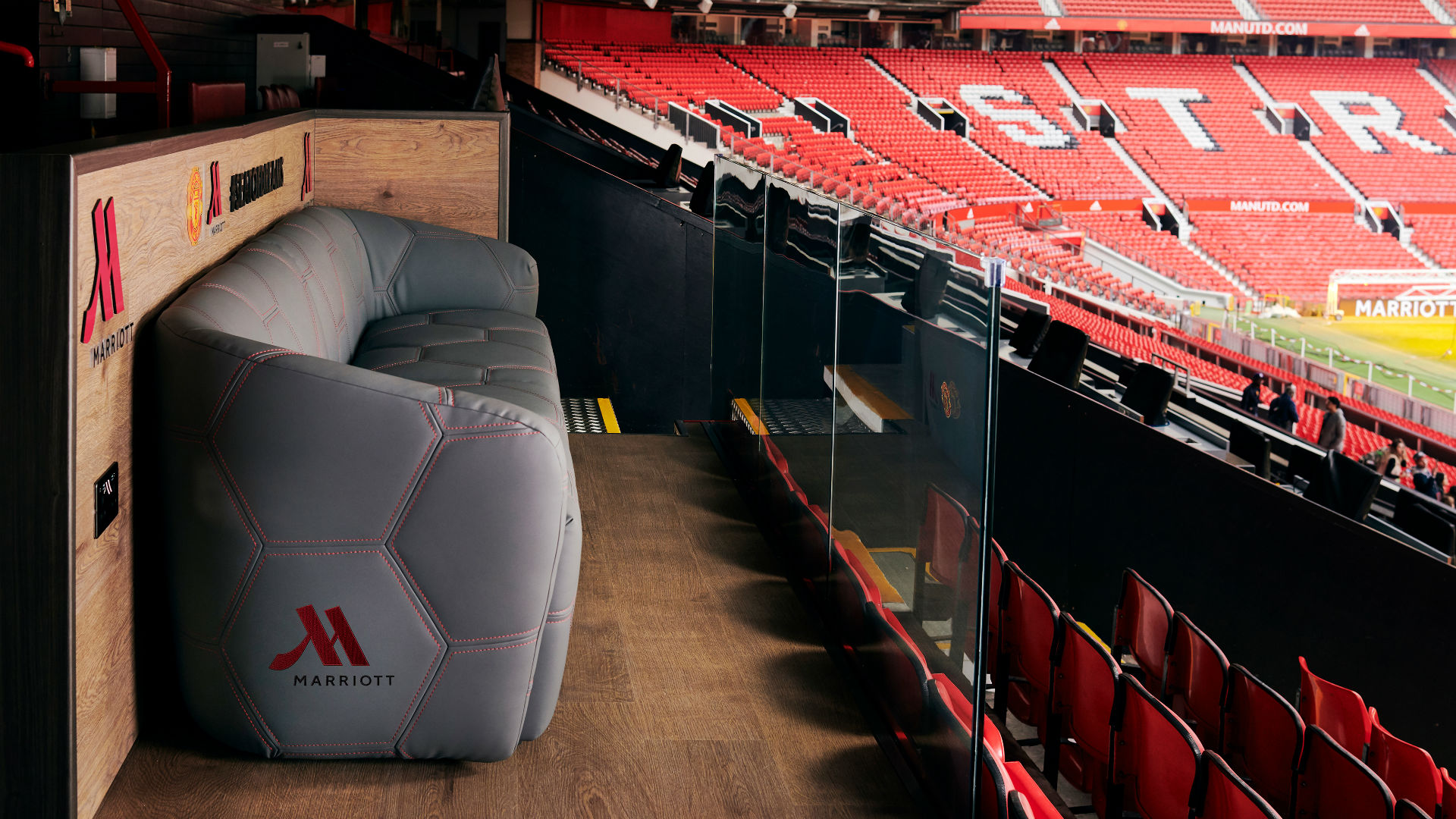 Manchester United Marriott Seat of Dreams