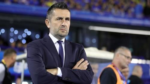 Nenad Bjelica Dinamo Zagreb